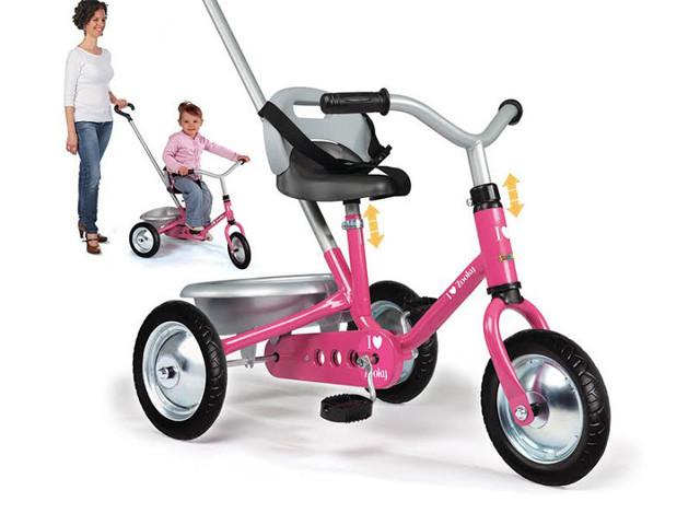 Детский велосипед  Zooky Classigue Fille   smoby 454016