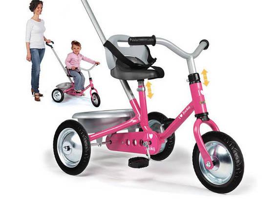 Детский велосипед  Zooky Classigue Fille   smoby 454016, фото 2