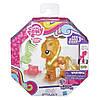 My Little Pony поні Applejack з блискітками серія Cutie Mark Magic (Май Литл Пони пони Эплджек с блестками), фото 2