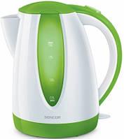 Чайник электрический Sencor SWK 1811 GR зеленый