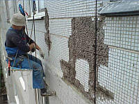Герметизация, ремонт швов