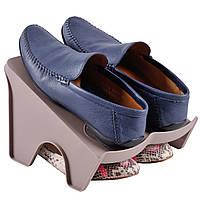 Подставка для обуви коричневый BE-05B-L