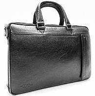 Отличный мужской портфель из натуральной кожи