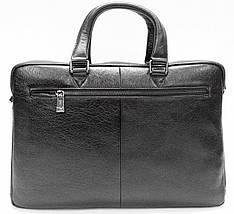 Отличный мужской портфель из натуральной кожи, фото 2