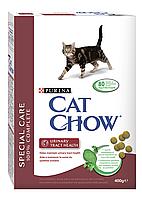 Сухой корм для кошек CAT CHOW UTH 0,4 кг