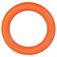 Игрушка для собак Кольцо резиновое плавающее 12 см