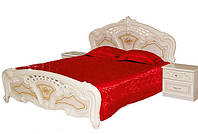 Кровать Кармен Нова 160 2сп 1250х1810х2150мм    Світ Меблів