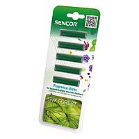 Ароматические палочки для пылесосов с/без мешка для сбора пыли SVX FOREST