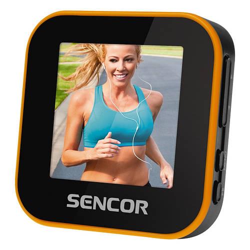 MP3/MP4-плеер с FM-радио Sencor SFP 6060