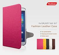 Кожаный чехол Yoobao Fashion leather case for Samsung P5200 Galaxy Tab 3
