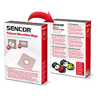 Мешки для пылесоса Sencor SSI 2028 YL (желтый)