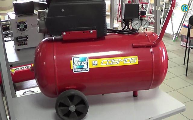 Воздушный поршневой компрессор Fiac Cosmos 50 фото 1