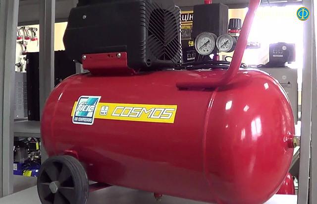 Воздушный поршневой компрессор Fiac Cosmos 50 фото 3