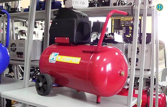 Воздушный поршневой компрессор Fiac Cosmos 50 фото 2