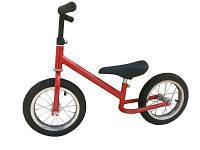 Детский беговел К-003, красный