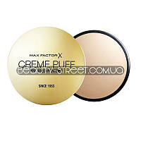 Крем-Пудра Max Factor Creme Puff Pressed Powder