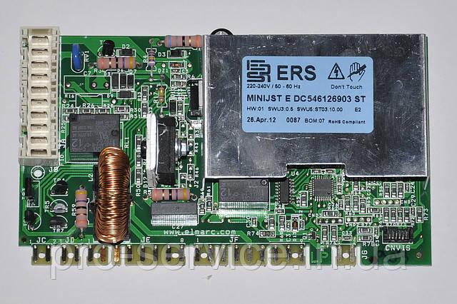 Модуль управления MINIJST E DC546126903 ST для стиральных машин Ardo FLN.., FLSN.., WDN...