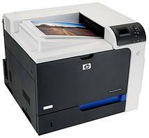 Принтер HP Color LaserJet CP4525dn