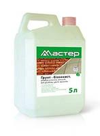 Защита минеральных поверхностей от грибков и плесени Мастер грунт-биозащита универсальный  5л