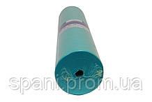 Зеленая простынь одноразовая на кушетку или массажный стол в рулоне (спандбонд) Monaco Style 0,8х100 м, пл 20
