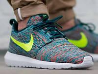 Мужские кроссовки Nike Roshe Run Flyknit