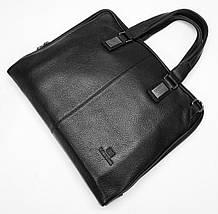Мужской портфель/сумка для ноутбука, фото 3
