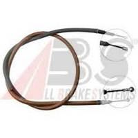 Трос ручника диск торм длин база 1730 FIAT Scudo/Jumpy/Expert 07- не оригинал