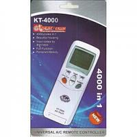 Универсальный пульт для кондиционеров Qunda KT- 4000