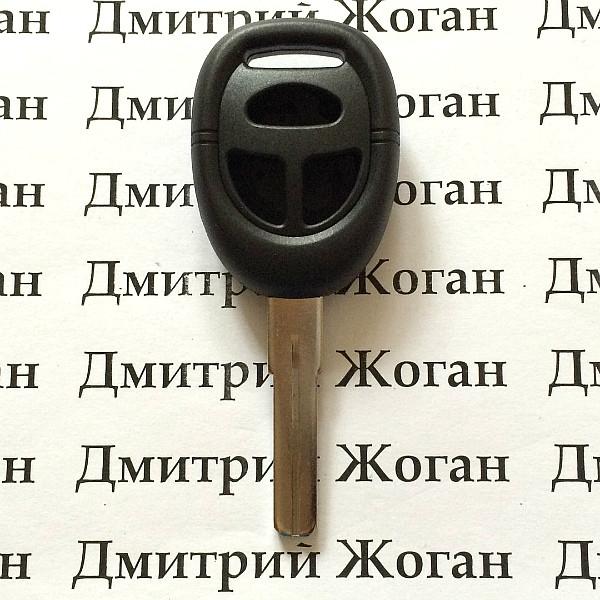 Корпус авто ключа под чип Saab (Сааб)