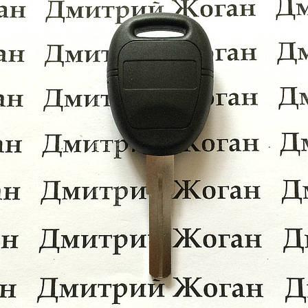 Корпус авто ключа под чип Saab (Сааб), фото 2