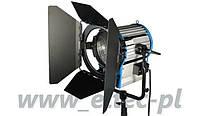 Лампа постоянного света 2000Вт с линзой Френеля, модель SP-2000 FV