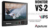 """Монитор наглядный ЖК-IPS HDMI 7"""" APUTURE VS-2 Aputure"""