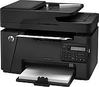МФУ HP LaserJet Pro MFP M127fn (CZ181A)
