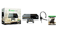 Игровая консоль Microsoft Xbox One Call of Duty® Advanced Warfare 1ТБ Limited Edition