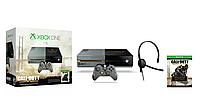 Игровая консоль Microsoft Xbox One Call of Duty® Advanced Warfare 1ТБ Limited Edition