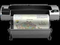 Плоттер HP Designjet T1300 44 Poscript ePrinter