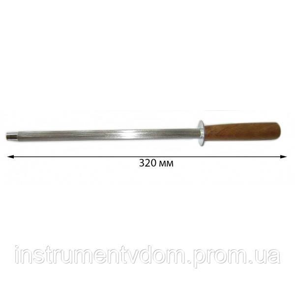 Мусат, 320 мм (точилка для ножей и ножниц)