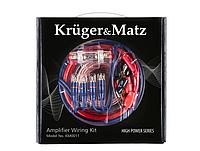 Монтажный комплект для автомобильного усилителя Kruger&Matz KM0011