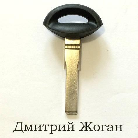 Лезвие для смарт ключа Saab (Сааб), фото 2