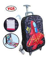Детский дорожный чемоданчик VGR Самолетики