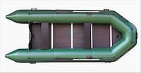 Моторная надувная пвх лодка STORM STК 450