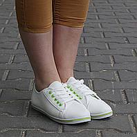 Женские кеды Снежана Зеленый, фото 1