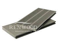 Террасная доска RENWOOD Massive серый