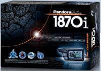 Автосигнализация Pandora DeLuxe 1870i двухсторонняя с автозапуском