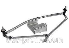 Привод стеклоочистителей (трапеция) на MB Sprinter, VW LT 1996-2006 — Maxgear (Польша) — 57-0062