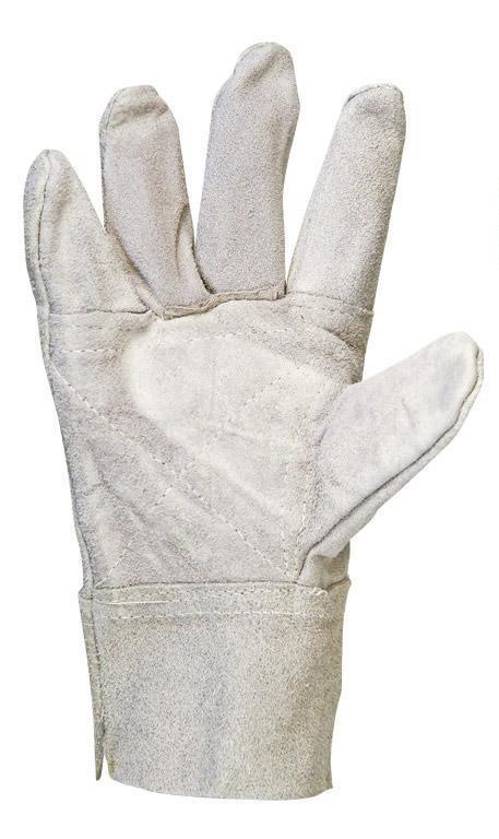 Перчатки сварщика Стандарт эктра 5 (короткие)