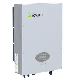 Мережевий інвертор GROWATT 8000UE (8кВт, 3-фазний, 2 МРРТ)