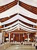 Оформление свадеб тканью , фото 2