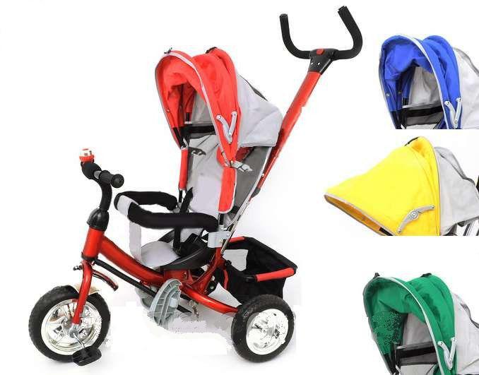 Триколісний велосипед QAT - Т017