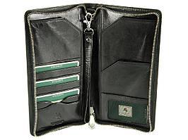 Кошелек для путешествий Visconti MZ101 Wing Black